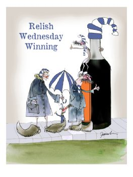 Relish Wednesday Winning